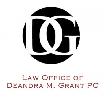 DeandraMGrant Logo
