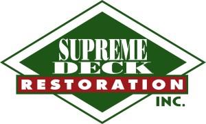 Supreme Deck Logo