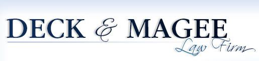 Deck & Magee Law Firm Logo