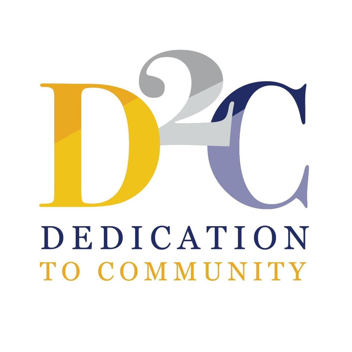 Dedication To Community Logo