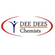 DeeDeesChemist Logo