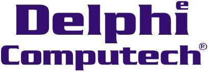 Delphi Computech P Ltd. Logo