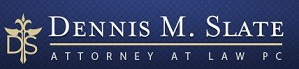 Dennis M. Slate, Attorney at Law Logo