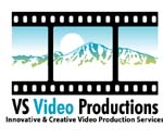 VS VIDEO PRODUCTIONS Logo