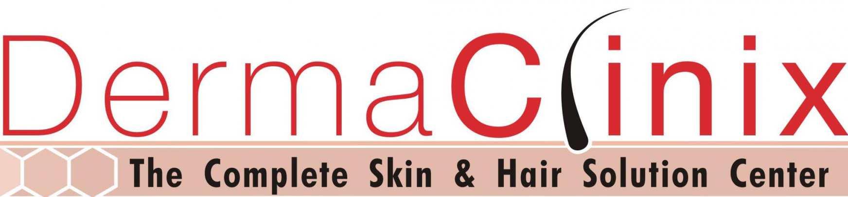 Dermaclinix The Complete Skin& Hair SolutionCenter Logo