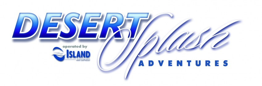 Desert Splash Adventures Logo