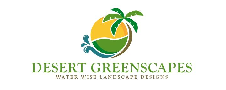 Desert Greenscapes Water Wise Landscaping Logo
