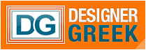 DesignerGreek Logo