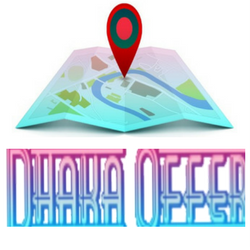 Dhaka offer Logo