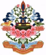DHARMA SUBHASHITA (thubten lekshey ling) Logo