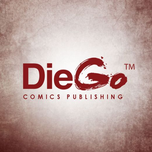 DieGo Comic Publishing Logo