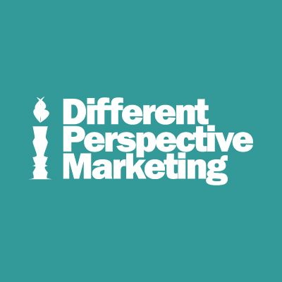 Different Perspective Marketing Logo