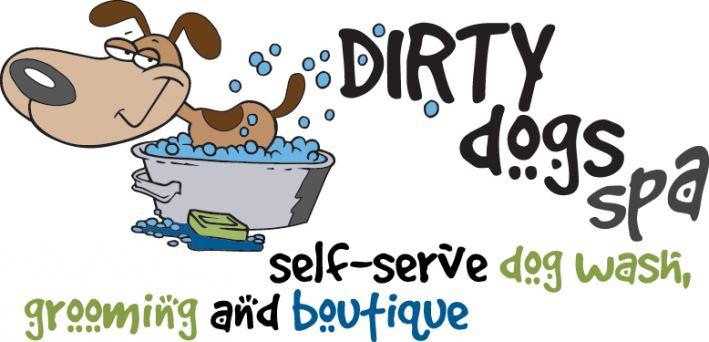 Dirty Dogs Spa Logo