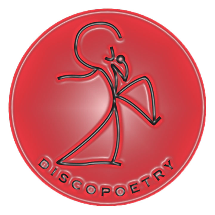 Discopoetry Logo