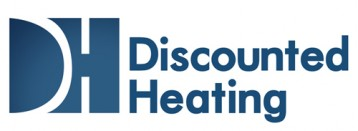 Discounted Heating Logo