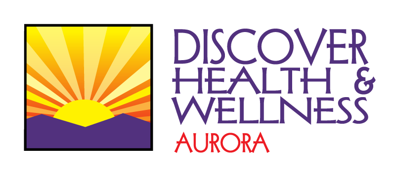 Discover Health and Wellness Logo