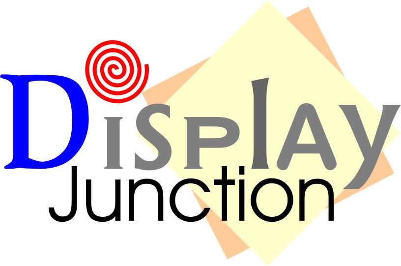 Display Junction Logo