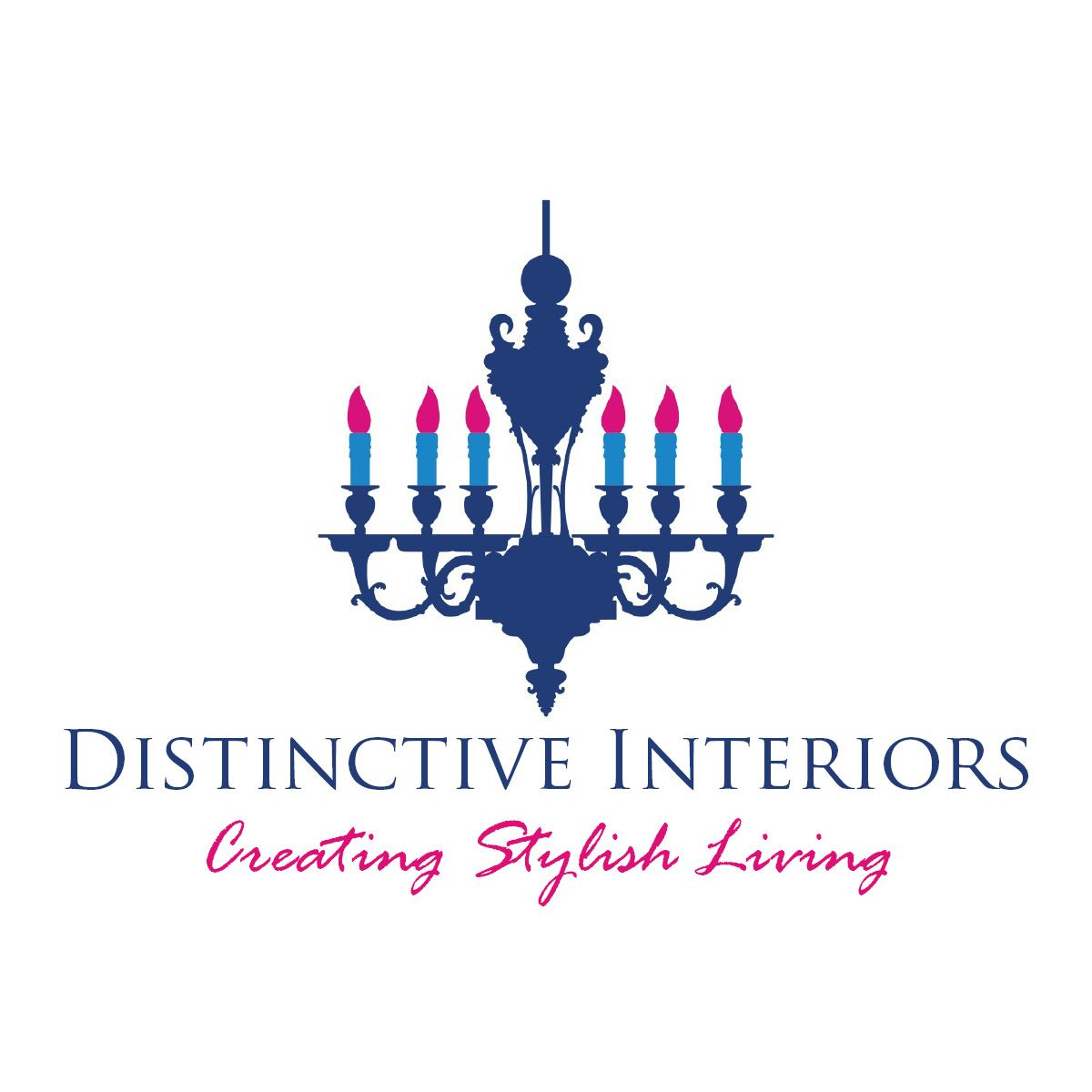 DistinctiveInteriors Logo