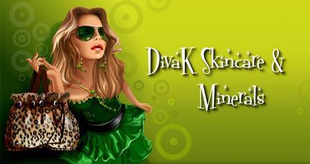DivaKSkincare Logo