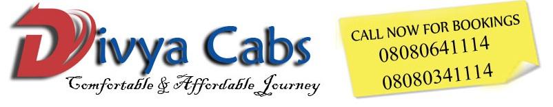 Divya Cabs Logo