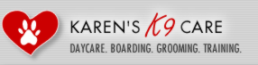 Karen's K9 Care Logo