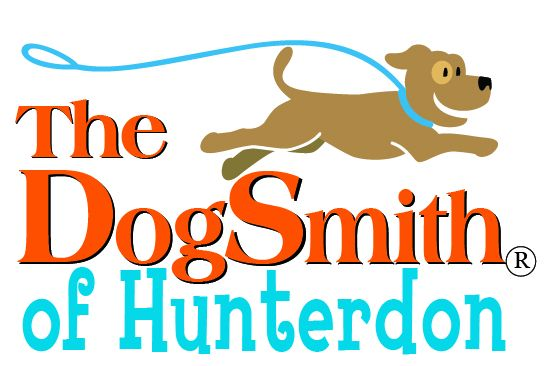 The DogSmith of Hunterdon Logo