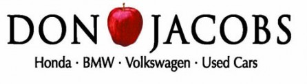 Don Jacobs Honda/BMW/VW/Used Cars Logo
