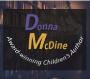 Award-winning children's author Logo