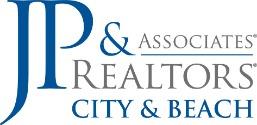 JP & Associates REALTORS®️ City & Beach Logo