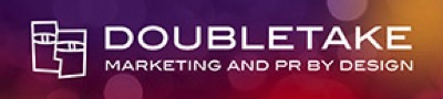 Doubletake Marketing & PR Logo