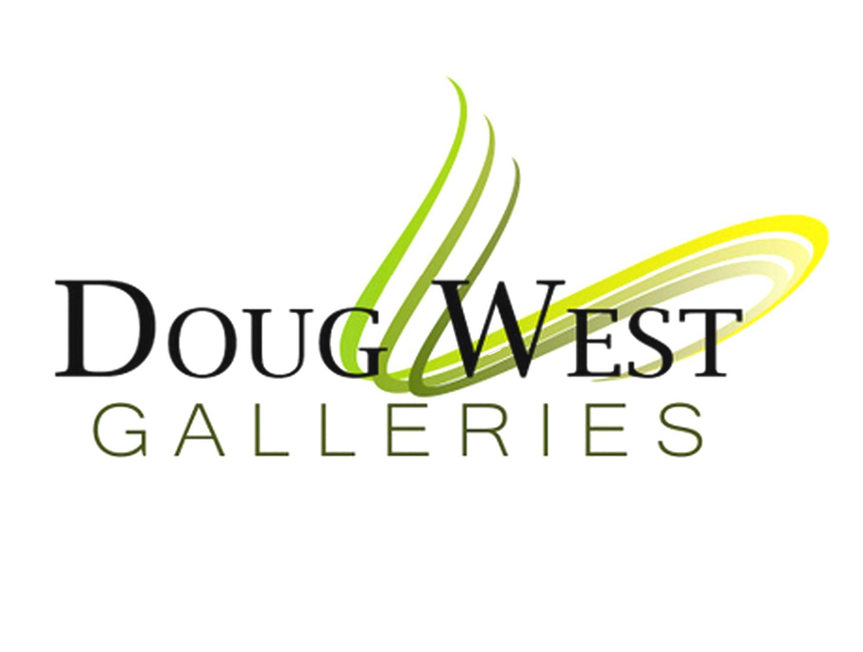 Doug West Galleries Logo