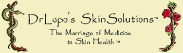 DrLopoSkinSolutions Logo