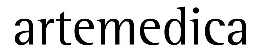 Dr. Victor Lacombe, Artemedica Logo