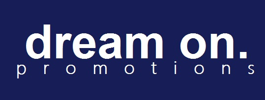 Dream On Promotions, Inc. Logo