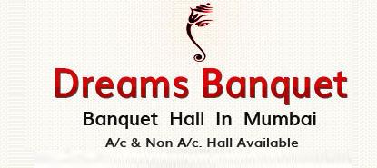 Dreams Banquet. Pvt. Ltd Logo