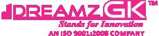 Dreamz GK Infra Logo