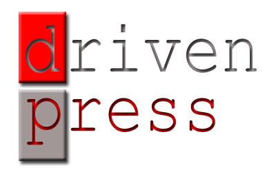 Driven press Logo