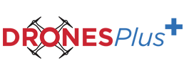 Drones Plus Logo