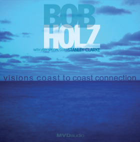 Legendary Drummer Bob Holz Logo