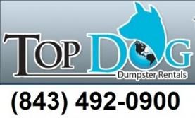 Dumpster_MyrtleBeach Logo