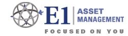 E1 Asset Management Logo