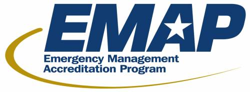 Emergency Management Accreditation Program (EMAP) Logo