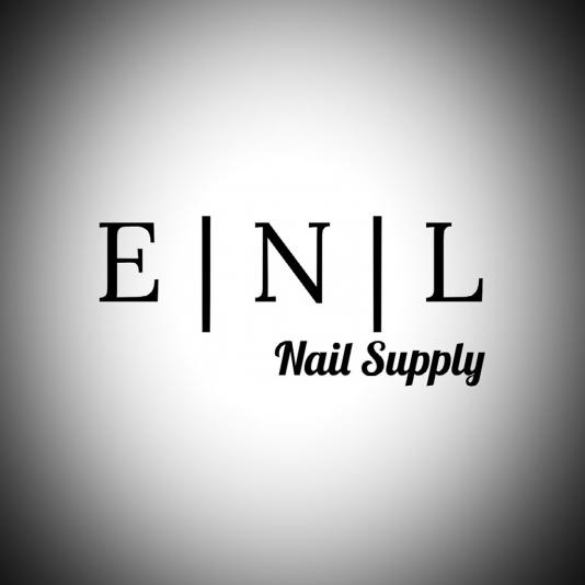 ENL Nail Supply Logo