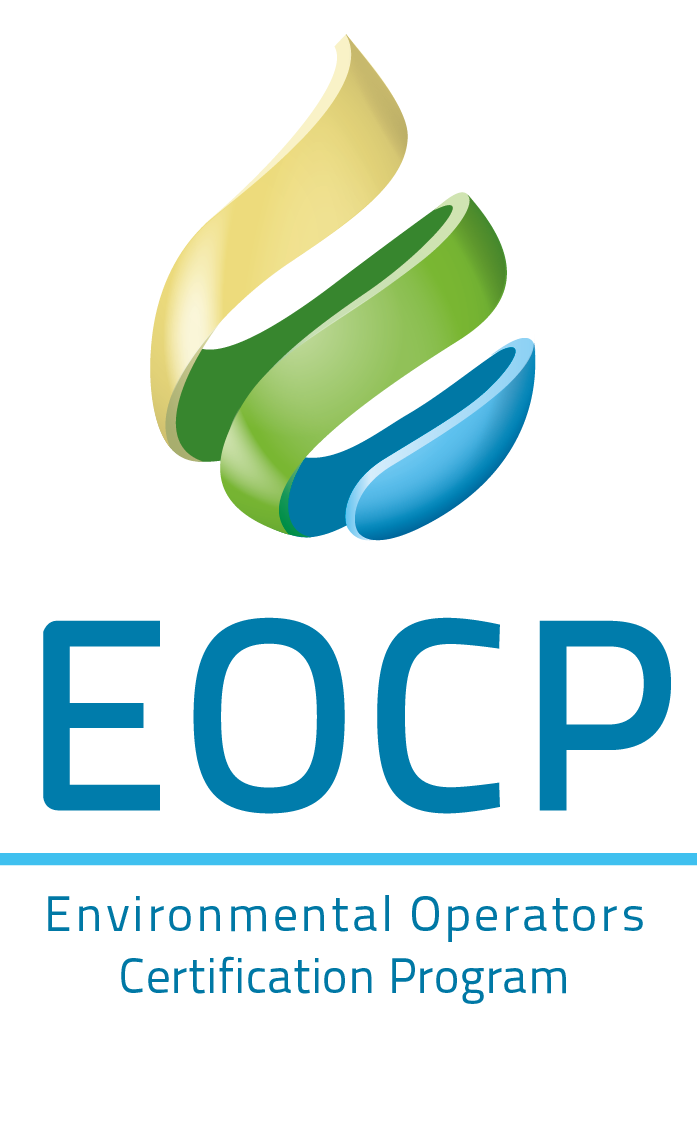 ENVIRONMENTAL OPERATORS CERTIFICATION PROGRAM Logo