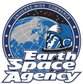 Earth Space Agency Logo