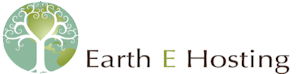 Earth E Hosting Logo