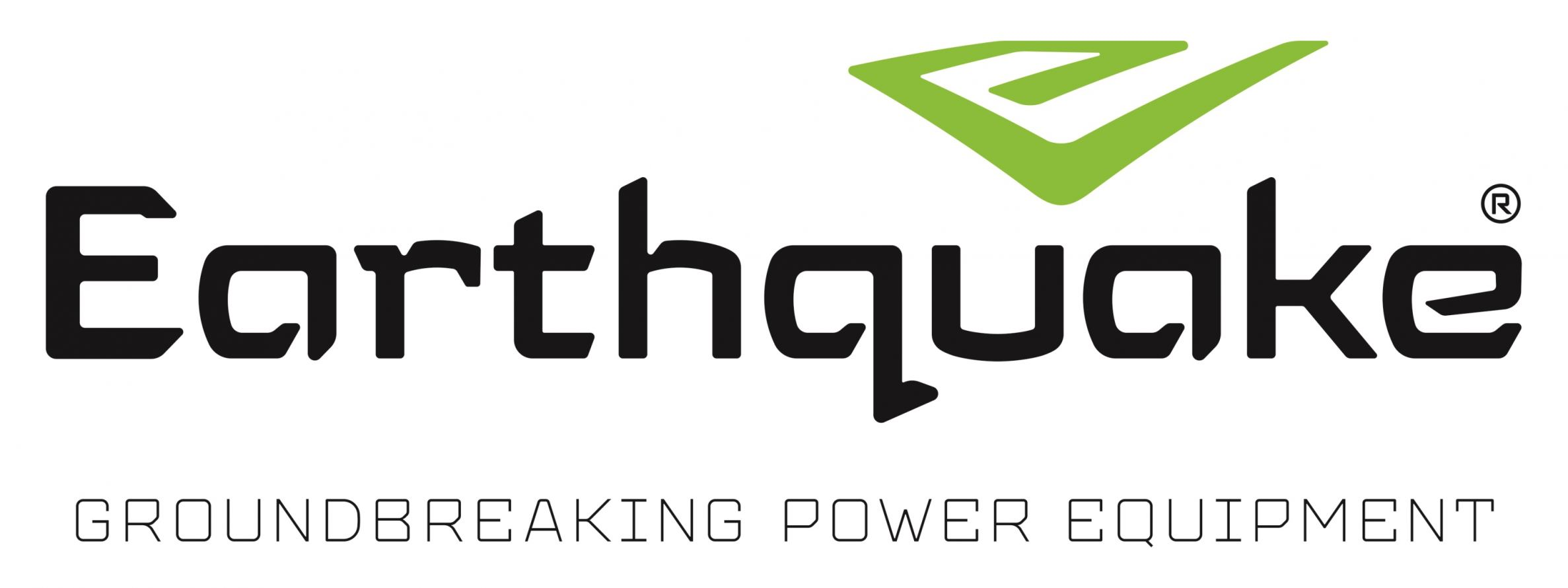 Earthquake Outdoor Power Equipment Logo