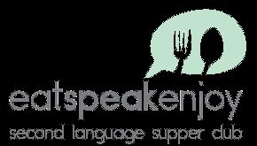 EatSpeakEnjoy Logo