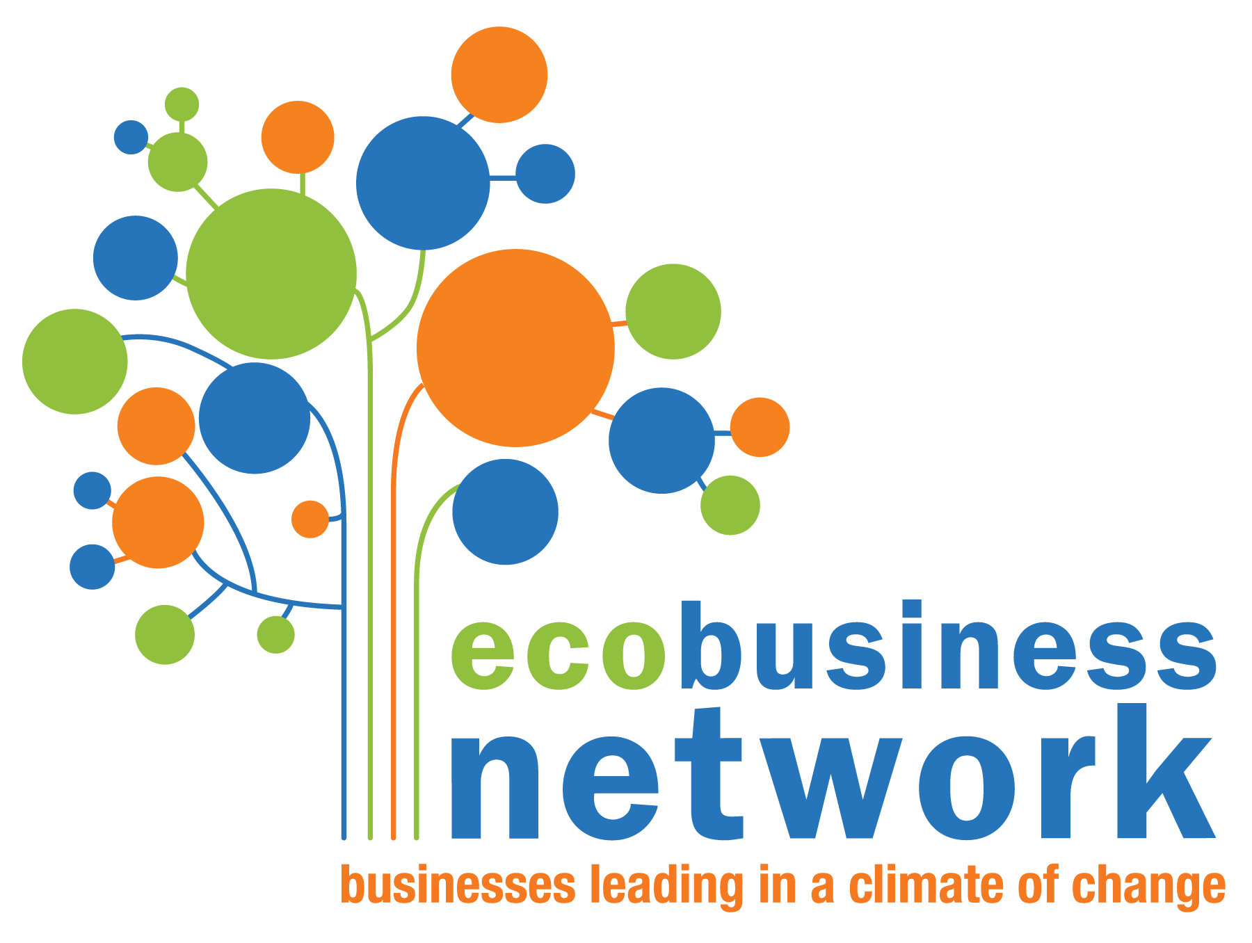 EcoBusiness Network Logo