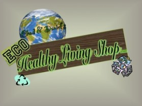 Eco Healthy Living Shop Logo